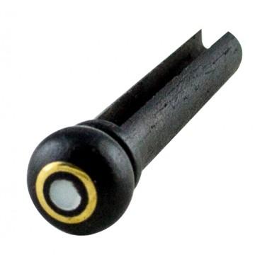 Bridge Pin (Brass Ring / Dot)