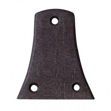 Truss Rod Cover - Ebony